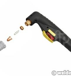 clarke plasma king 30si torch parts [ 1000 x 806 Pixel ]