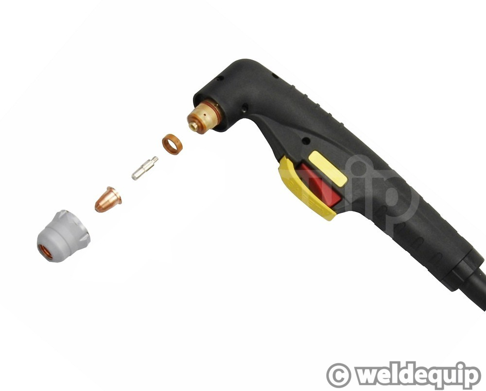 hight resolution of clarke plasma king 30si torch parts