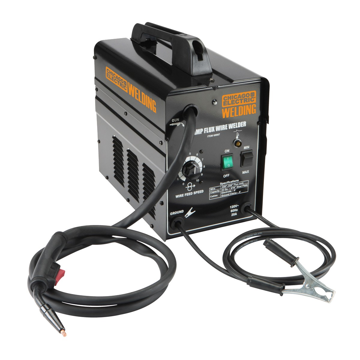 lincoln electric welder wiring diagram 2003 jetta monsoon chicago welding systems 90 amp flux wire review - bros