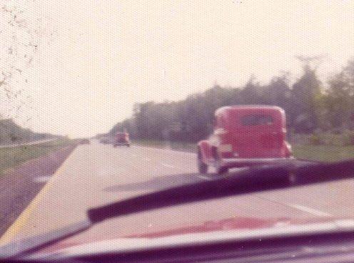 John Lepine's '35 Chev Sedan Delivery