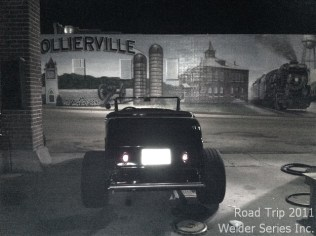 Missed the C in Collierville with Barry's '32.
