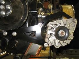 Installed Alternator Bracket 01