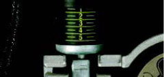 Scaled Pressure Knob