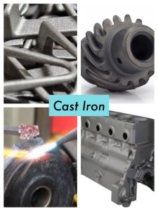 4 cast iron examples