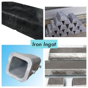 examples of iron ingot