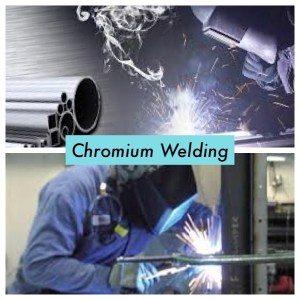 Chromium is Brittle and Hard with a High Melting Point