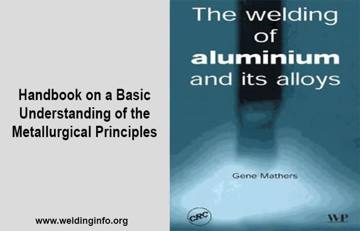 the welding of aluminium