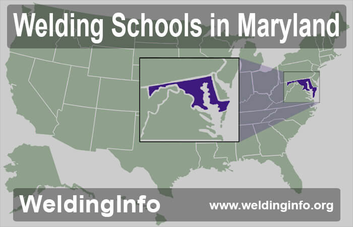 welding schools in maryland