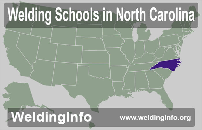 welding schools in north carolina