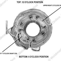Shunt Wiring Diagram Venn Explained Field Coils | Lincoln Parts Repair Weldmart Online
