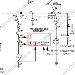 Lincoln Arc Welder Wiring Diagram Ceiling Fan Light 3 Way Switch 2 Sa 200 Pc Board Best Part Of Installation Instructions Weldmart Idler Upgrade For Themiller Aead Le Schematic With Modifications Noted