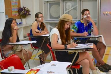 Free Songkran Class at We Learn Thai Chiang Mai