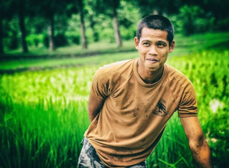 Professional Photographer Scott Lumley Takes a Field Trip to Rice Farming with We Learn Thai Chiang Mai 367