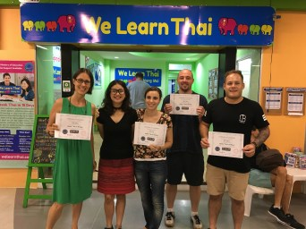 June 8th at We Learn Thai Chiang Mai 9091
