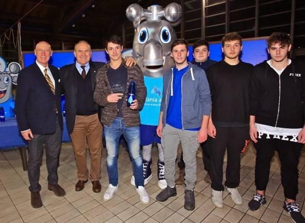Cremona Pallanuoto Bissolati vince il Trofeo Padania Acque