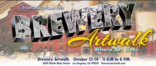 Fall Artwalk Brewery