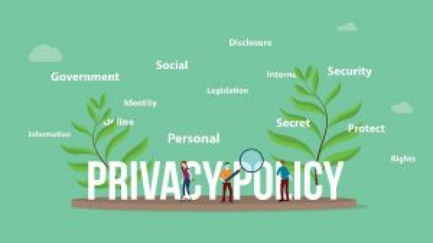 privacy-policy-stock-image