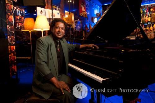 Pianist - Seoul Portrait Photography