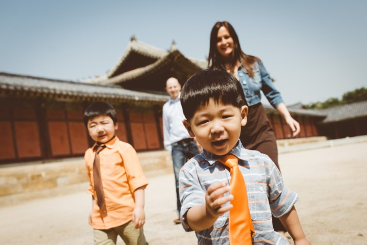 Seoul Family Photography