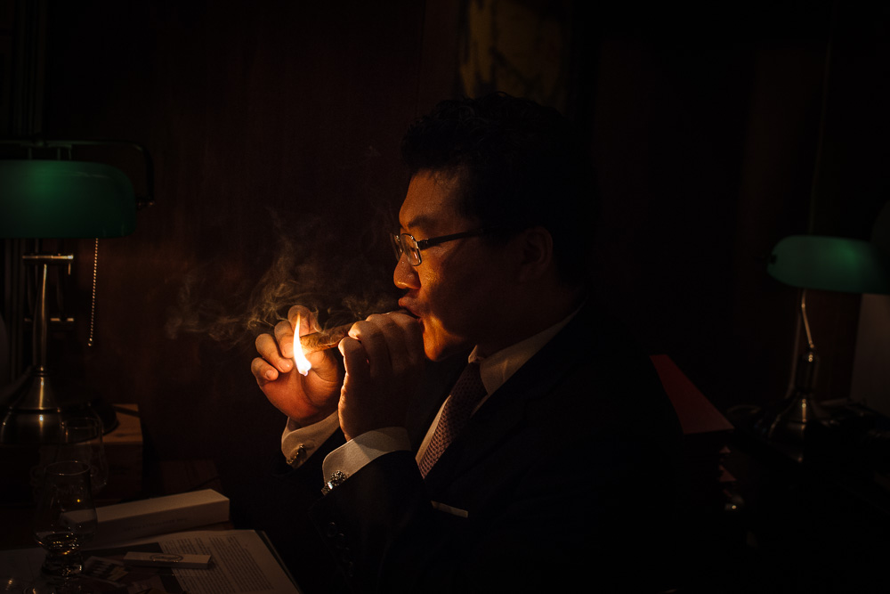 Seoul Event Photographer - Glenlivet and Davidoff