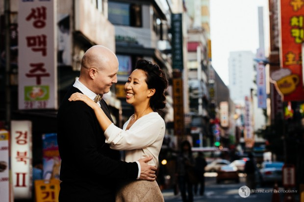 Korea pre-wedding photographer