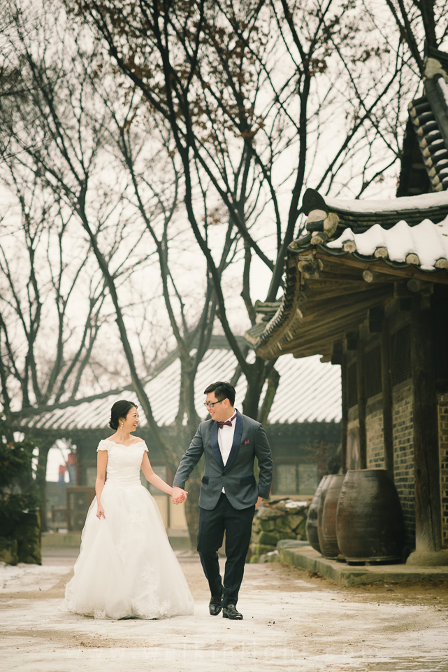 Korea Pre Wedding Photography