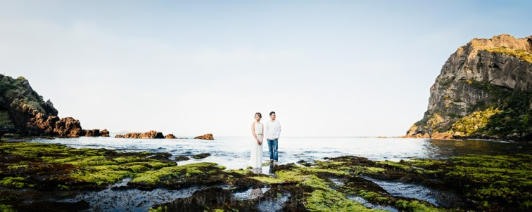 Jeju Island Pre Wedding Photography