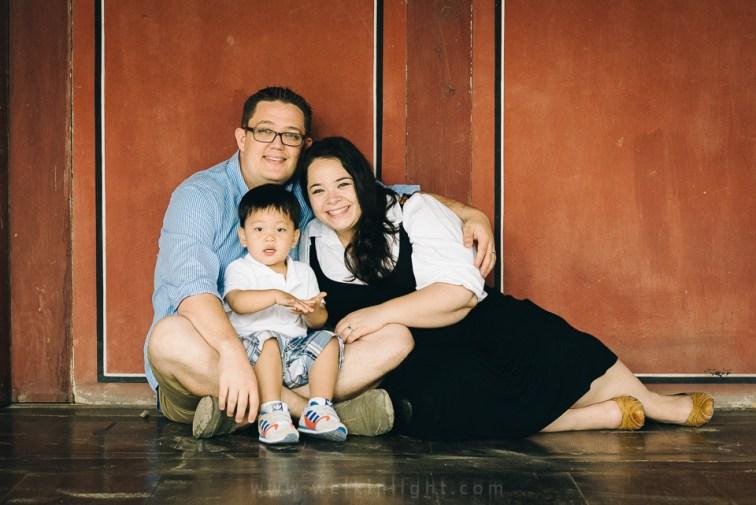 Family Photographer Seoul - Ezra's Adoption