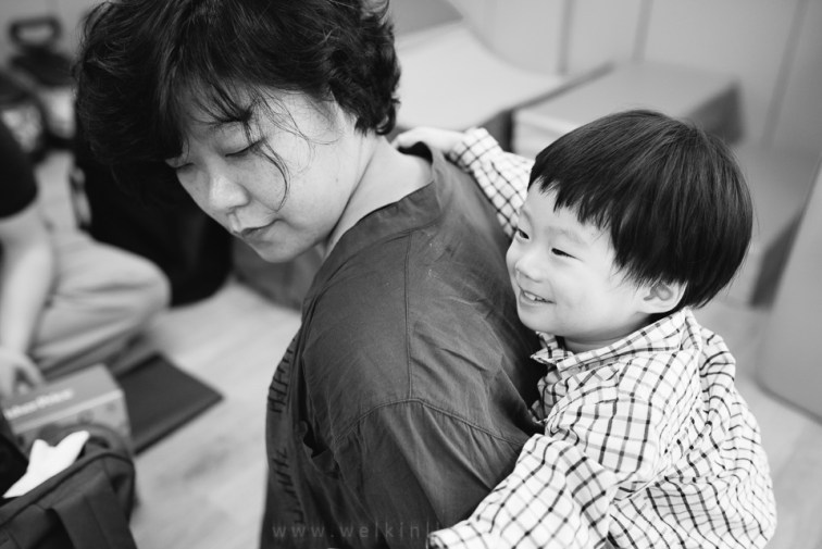 Seoul Family Photographer Lawson's Adoption