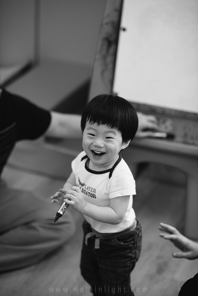Lawson's Adoption in Seoul - Family Photographer