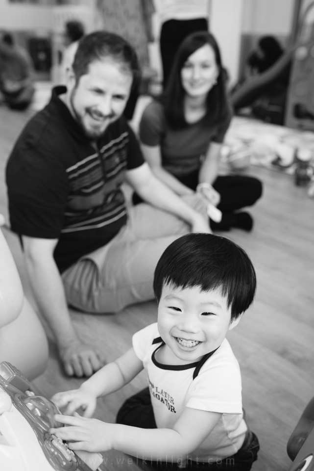 Seoul Documentary Photographer - Lawson's Family
