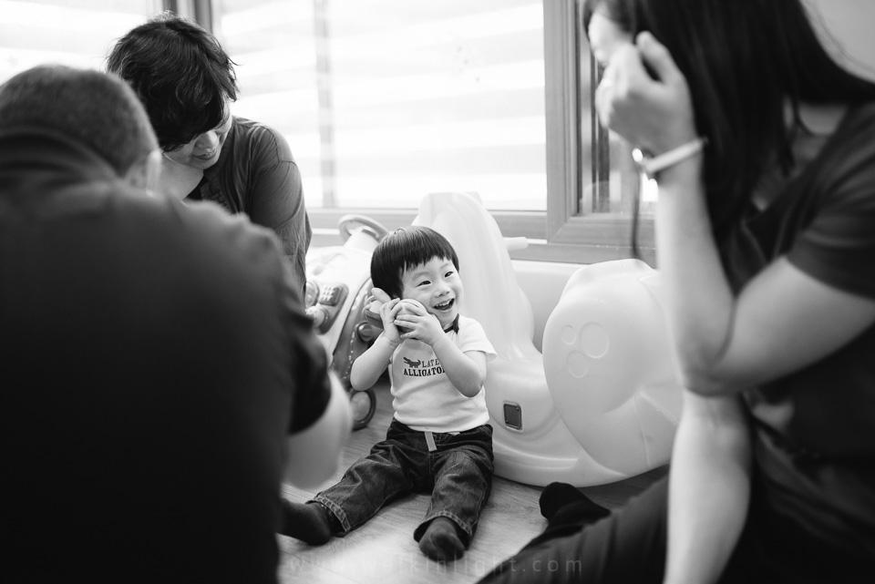 Lawson's Adoption - Seoul Documentary Family Photographer