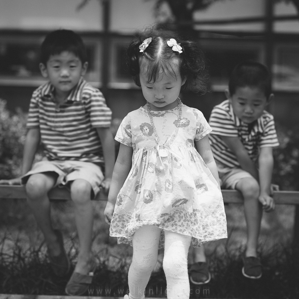 Nell's Family - Seoul Photographer