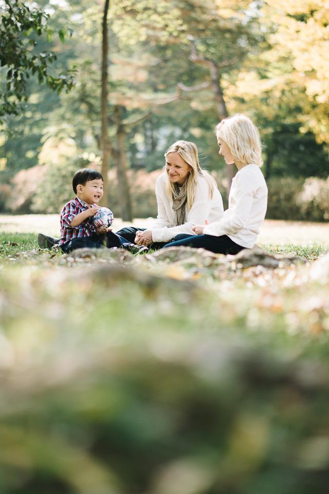 Zanes Family - Korea Family Photographer