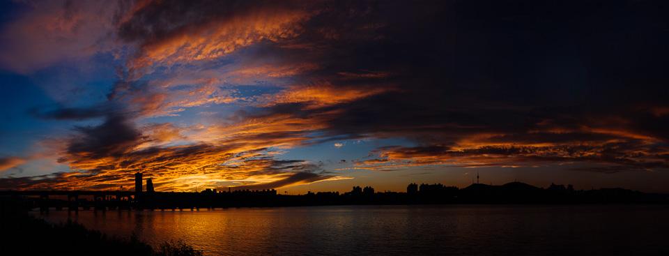 Han River Sunset