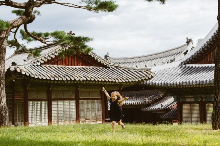 Family Documentary Photographer Seoul