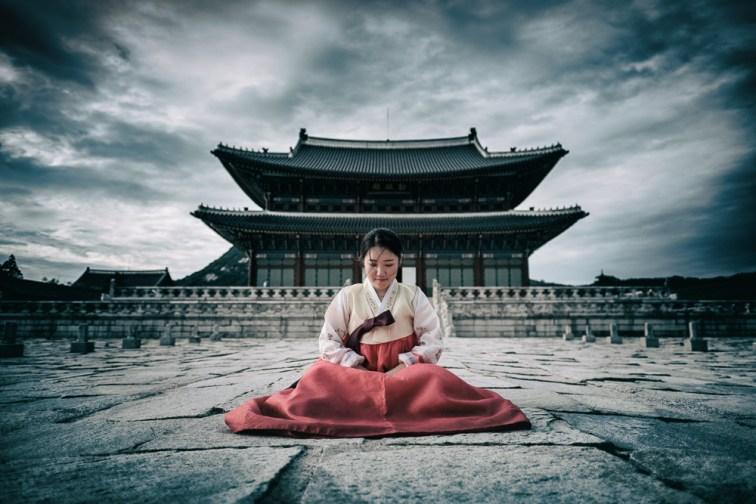 Korea Photographer Gyeongbokgung