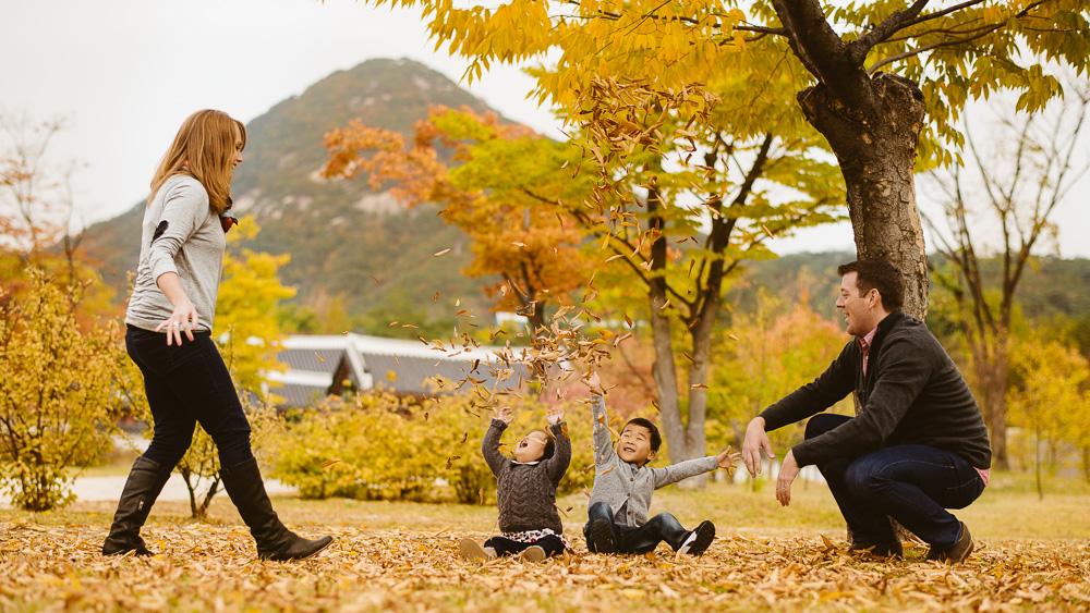 Family Photographer - Seoul