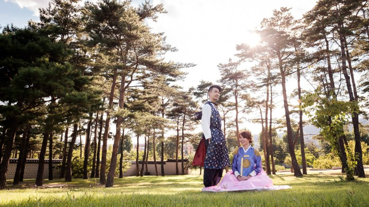 Zack & Ting En - Pre-wedding Photography