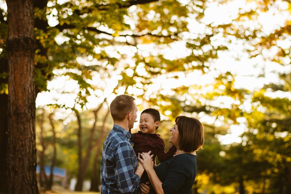 Walker Family - Seoul Photographer