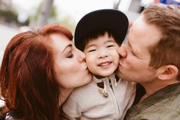 Seoul Family Photography