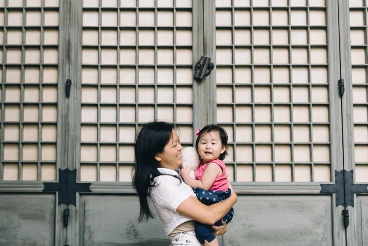 Seoul, Korea - Family Photographer