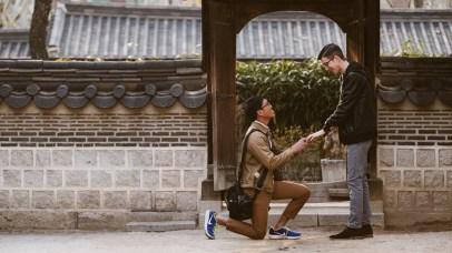 Seoul LGBT Proposal & Engagement Photographer