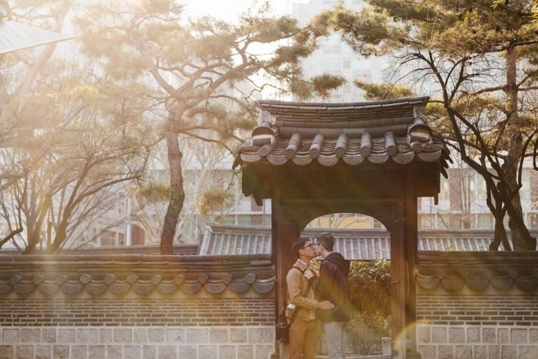 Seoul Proposal & Engagement Photographer