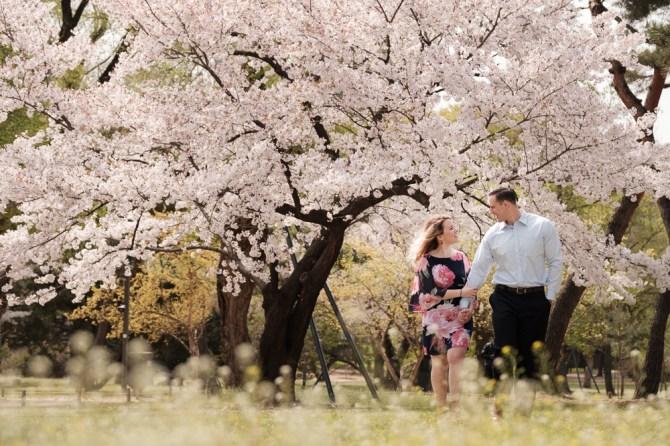 Seoul Proposal - Couple Photographer
