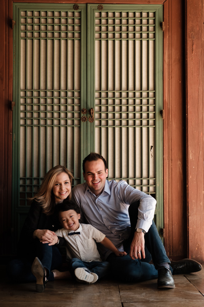 Wiesner - Seoul Family Photographer