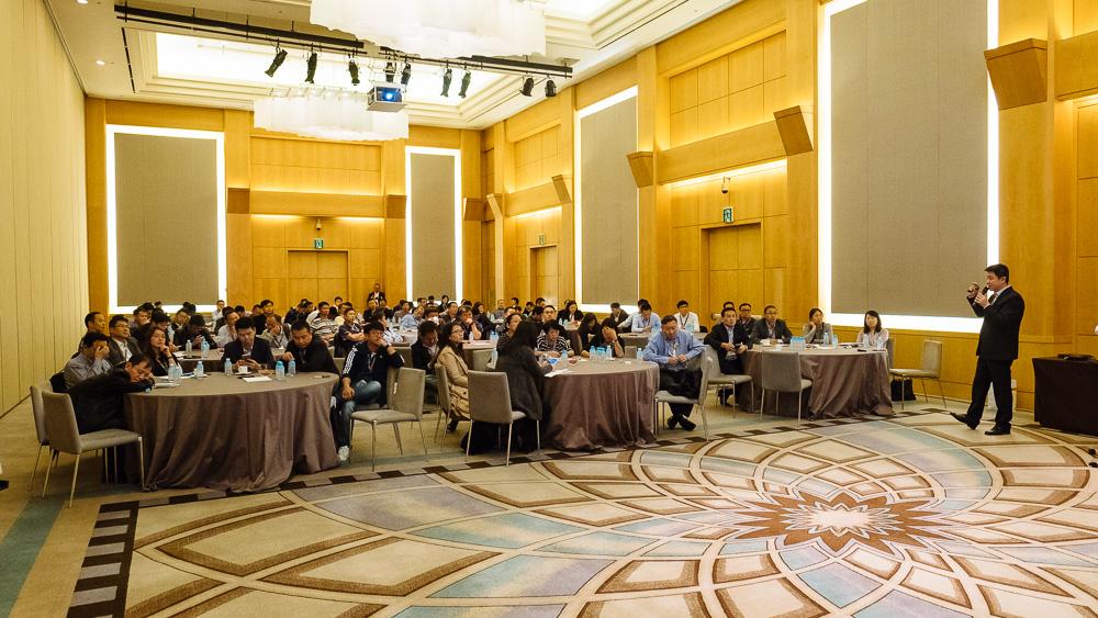 Seminar Room - Korea Event Photographer