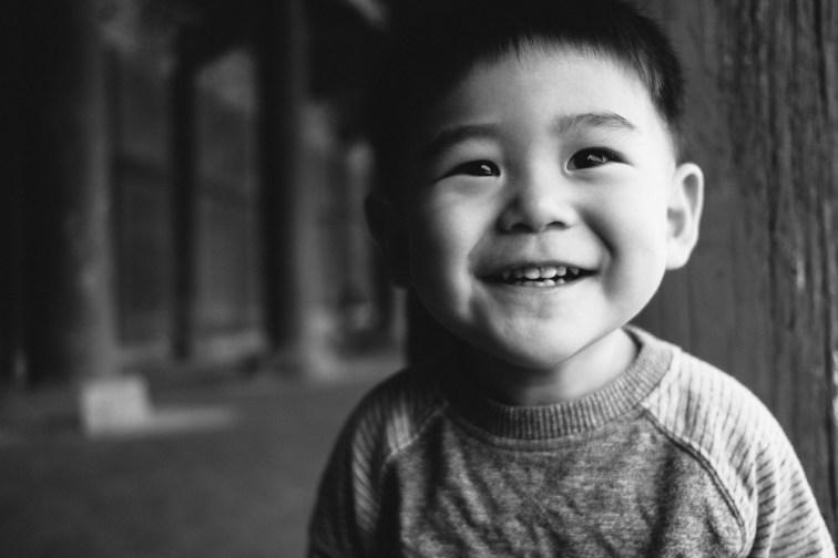 Children's Portrait Photographer in Korea - The Porters