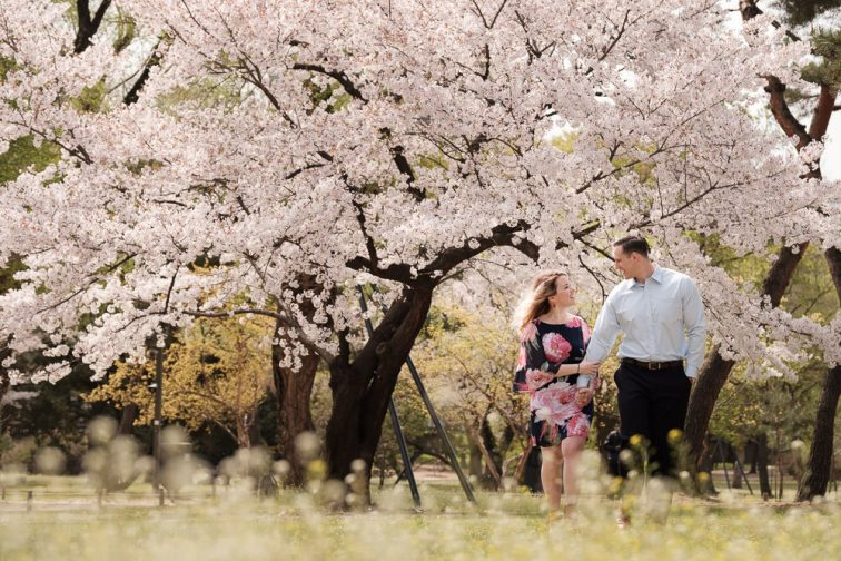 Seoul Proposal Photographer