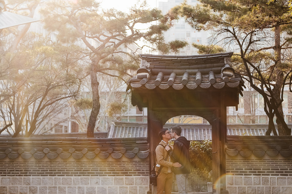 Proposal Photographer - Seoul, Korea